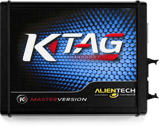 Alientech K-TAG Master On Bench Programmer