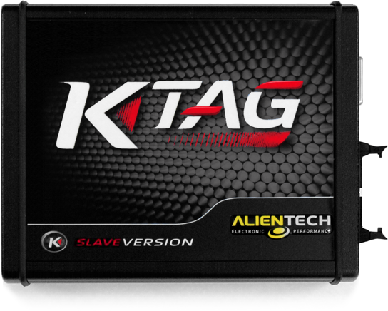 Alientech K-TAG Slave On Bench Programmer